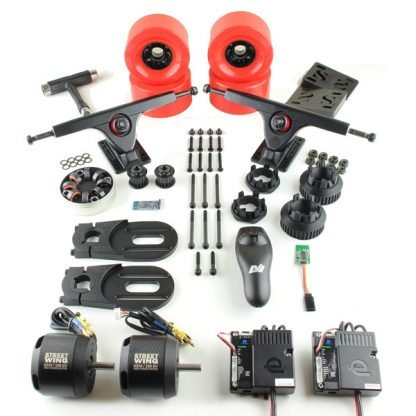 Electric Skateboard Dual Motor Conversion Kit