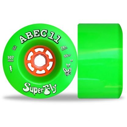 ABEC11 Superflys 107mm 74a Electric Skateboard Wheel