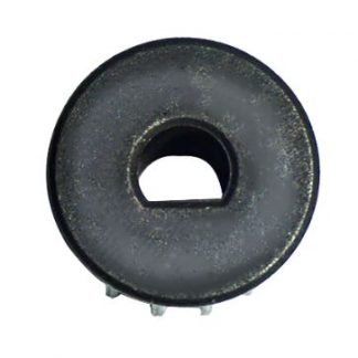 D Shape HTD5 Steel Motor Pulley